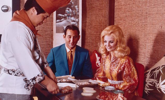 Benihana a Legendary Las Vegas Restaurant Experience