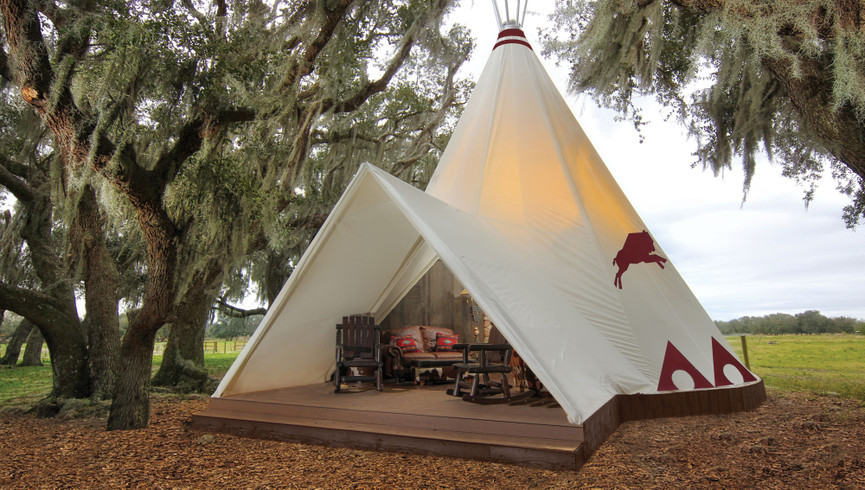 Looking for group rates on 5 or more Luxe Teepees at Westgate River Ranch Resort & Rodeo? Ask about our group pricing