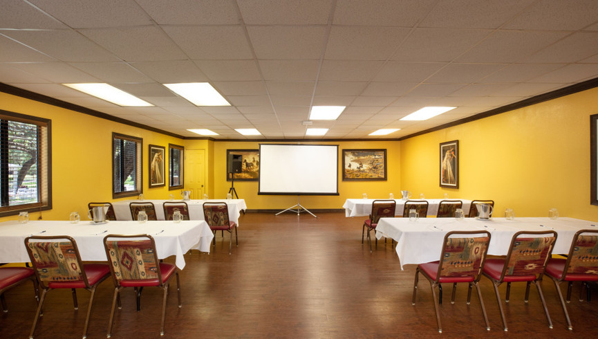 Westgate River Ranch & Rodeo features different meeting spaces and configurations for your next meeting, event or gathering.