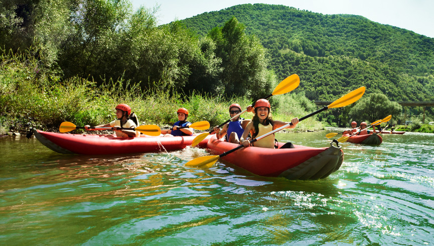 Best Things To Do In Park City Utah In Summer | Kayaking