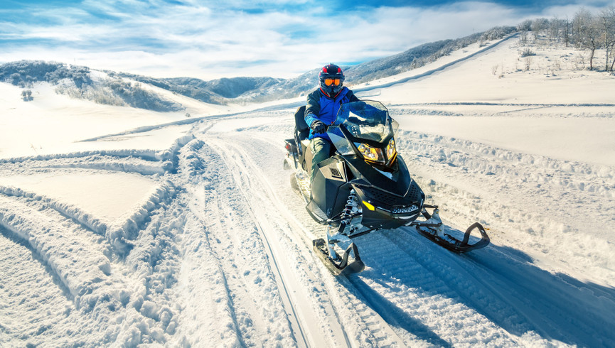 Best Things To Do In Park City Utah In Winter | Snowmobiling Near Our Park City Hotel