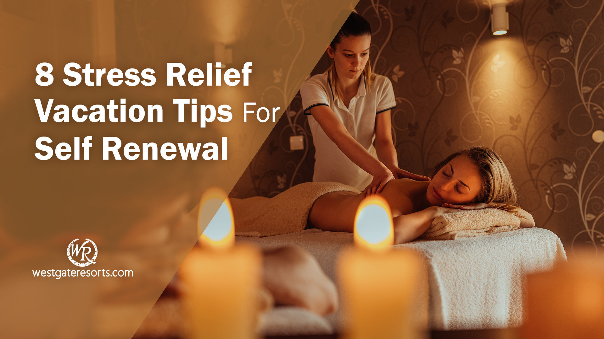 8 Stress Relief Vacation Tips For Self Renewal | Relaxing Stress Free Vacations