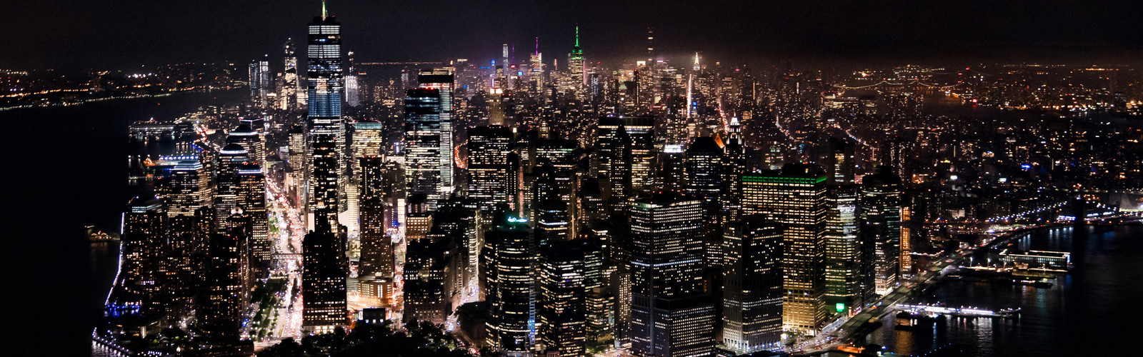 NewYork Night Skyline | Westgate New York Grand Central