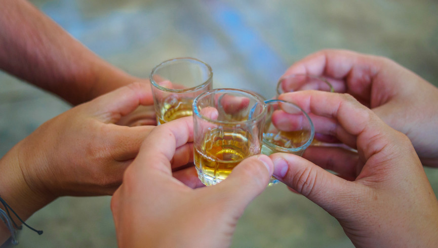 Free Things To Do In Park City Utah | Shots At Distillery Near Our Hotel In Park City Utah