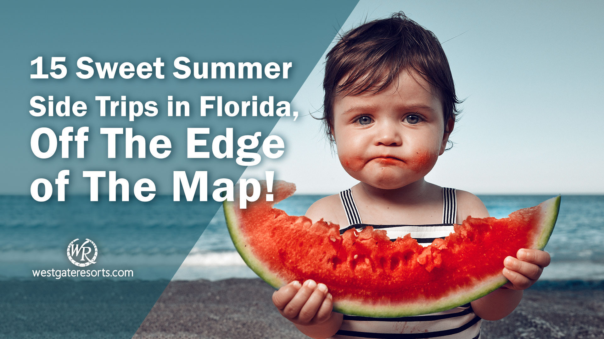 15 Sweet Summer Side Trips in Florida, Off The Edge of The Map! | Fun Day Trips In Florida