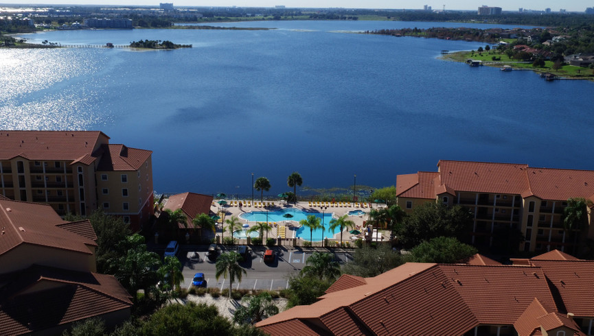 Enjoy heated Outdoor Pools at a Lakefront Orlando Resort when you stay at Westgate Lakes Resort & Spa