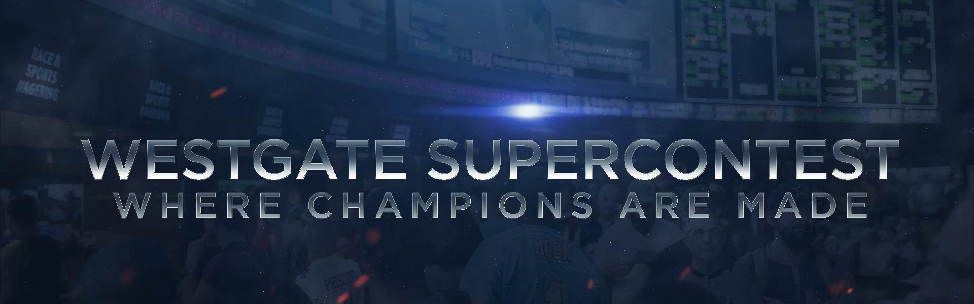 Westgate Resorts SuperContest® & SuperContest Gold® are the Ultimate Pro Football Handicapping Contests