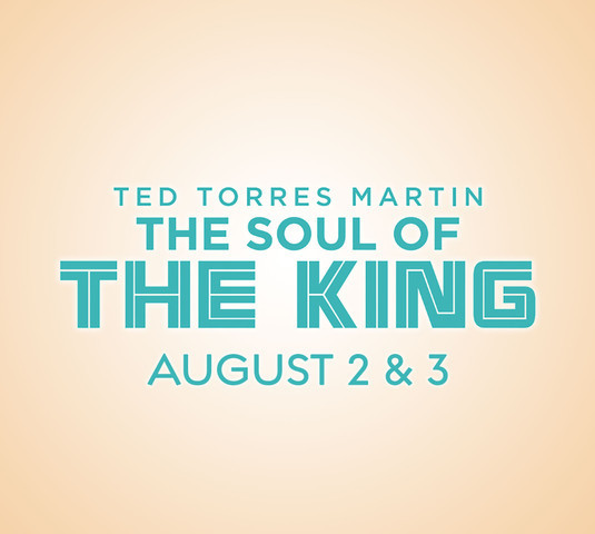 Ted Torres Martin, Internationally-Renowned Elvis Artist, returns to the Westgate Las Vegas Resort & Casino on August 2 & 3, 2019 with special guests The Sweet Inspirations.