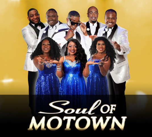 July 16-20, July 23-27 & September 10-14, 2019 - Experience the award-winning Soul of Motown | Soul of Motown