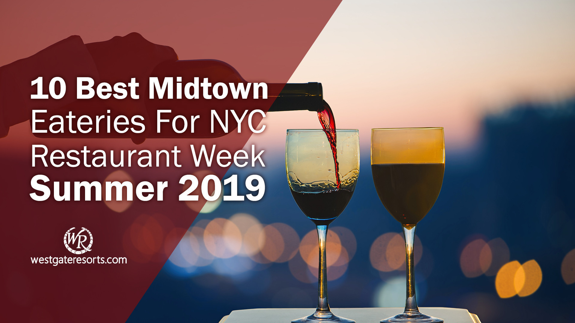 10 Best Midtown Eateries For NYC Restaurant Week Summer 2019