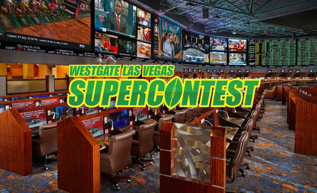 The Westgate Las Vegas SuperContest® is The Ultimate Football Handicapping Challenge™!