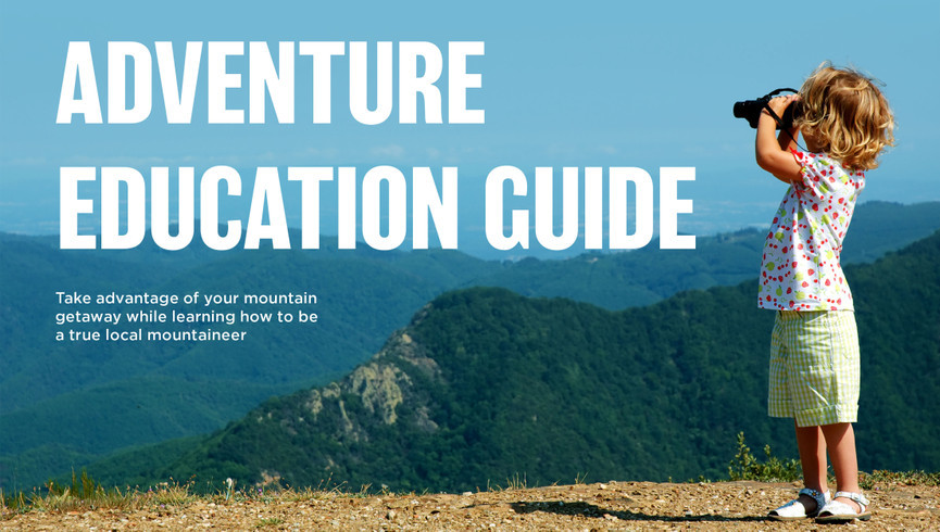 Adventure Education Guide | Westgate Smoky Mountain Resort & Spa
