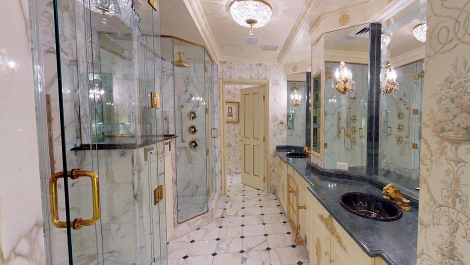 Bathroom in the Ambassador Villa - Westgate Las Vegas Resort & Casino