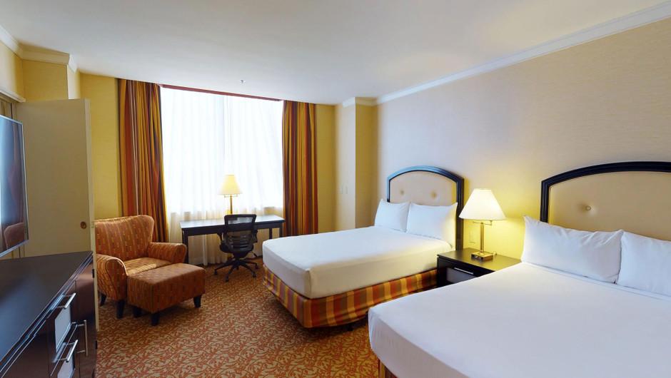 East Tower Parlor bedroom - Westgate Las Vegas Resort