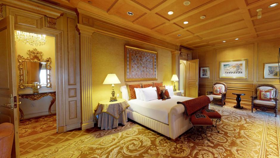 Bedroom in European Villa - Westgate Las Vegas Resort & Casino
