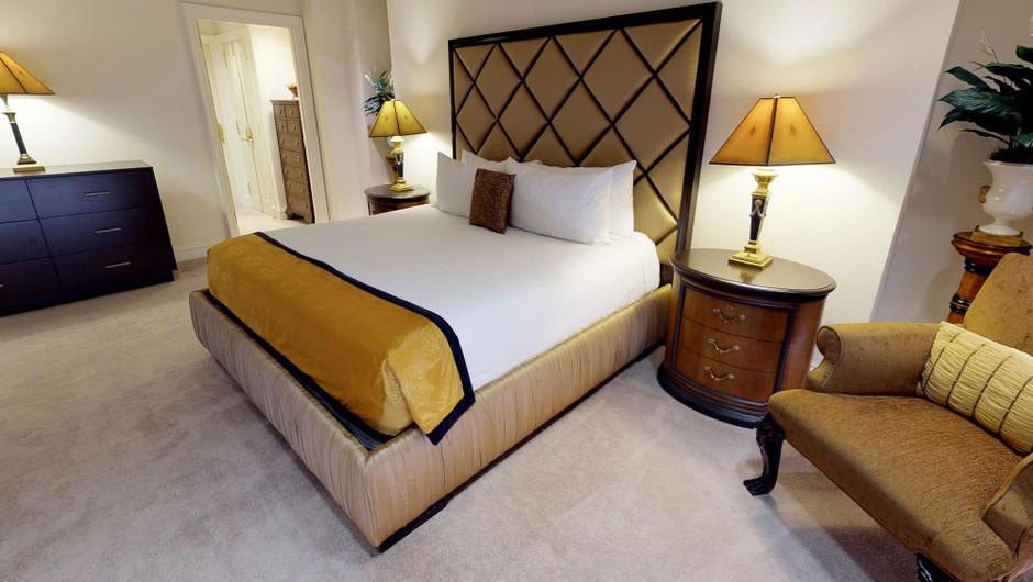Monaco Studio Suite room - Westgate Las Vegas