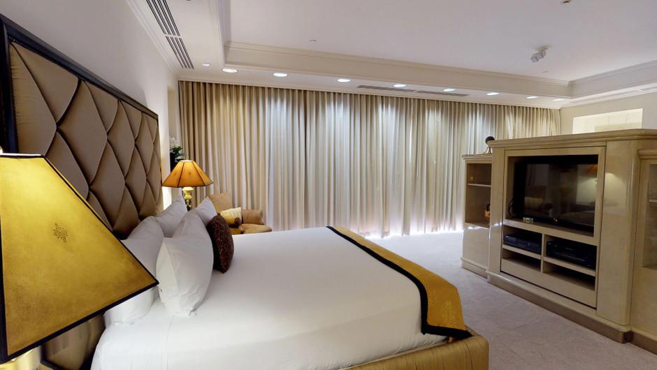 Monaco Studio Suite room | Westgate Las Vegas