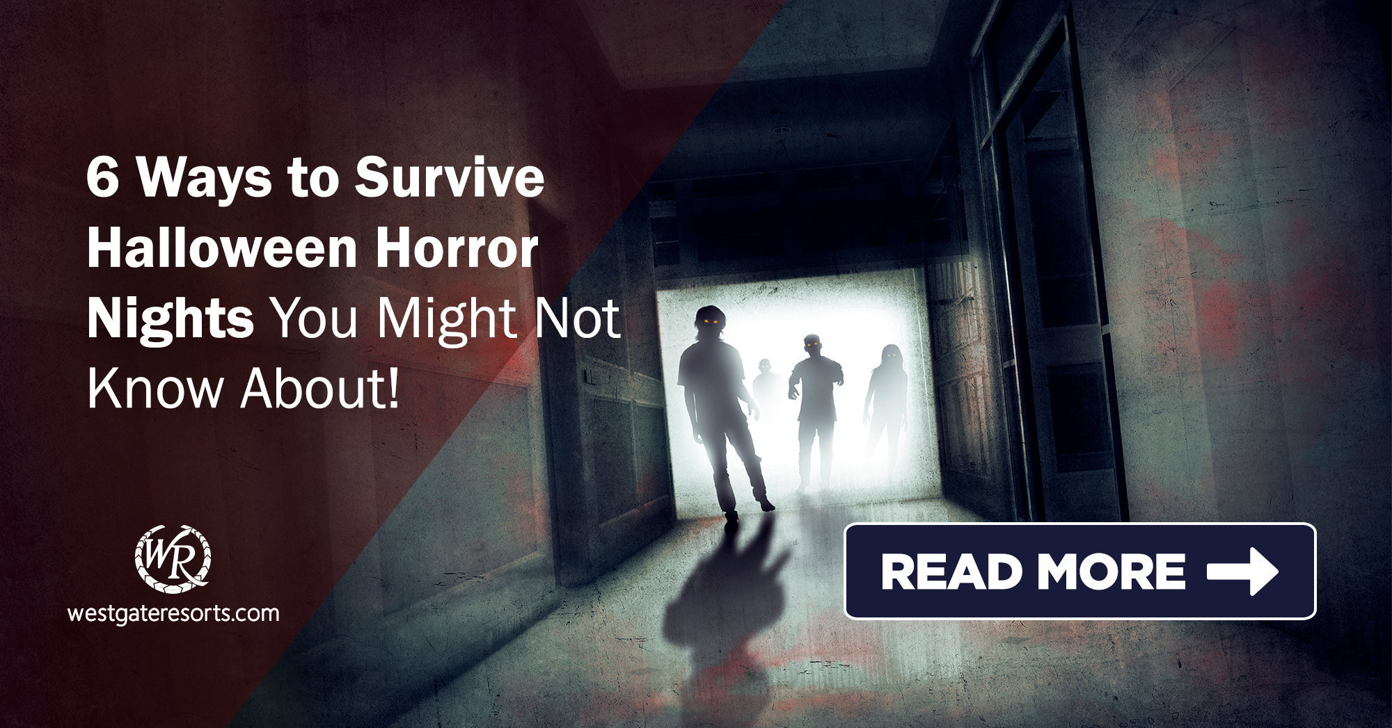 6 Ways to Survive Halloween Horror Nights You Might Not Know About! | HHN 2019