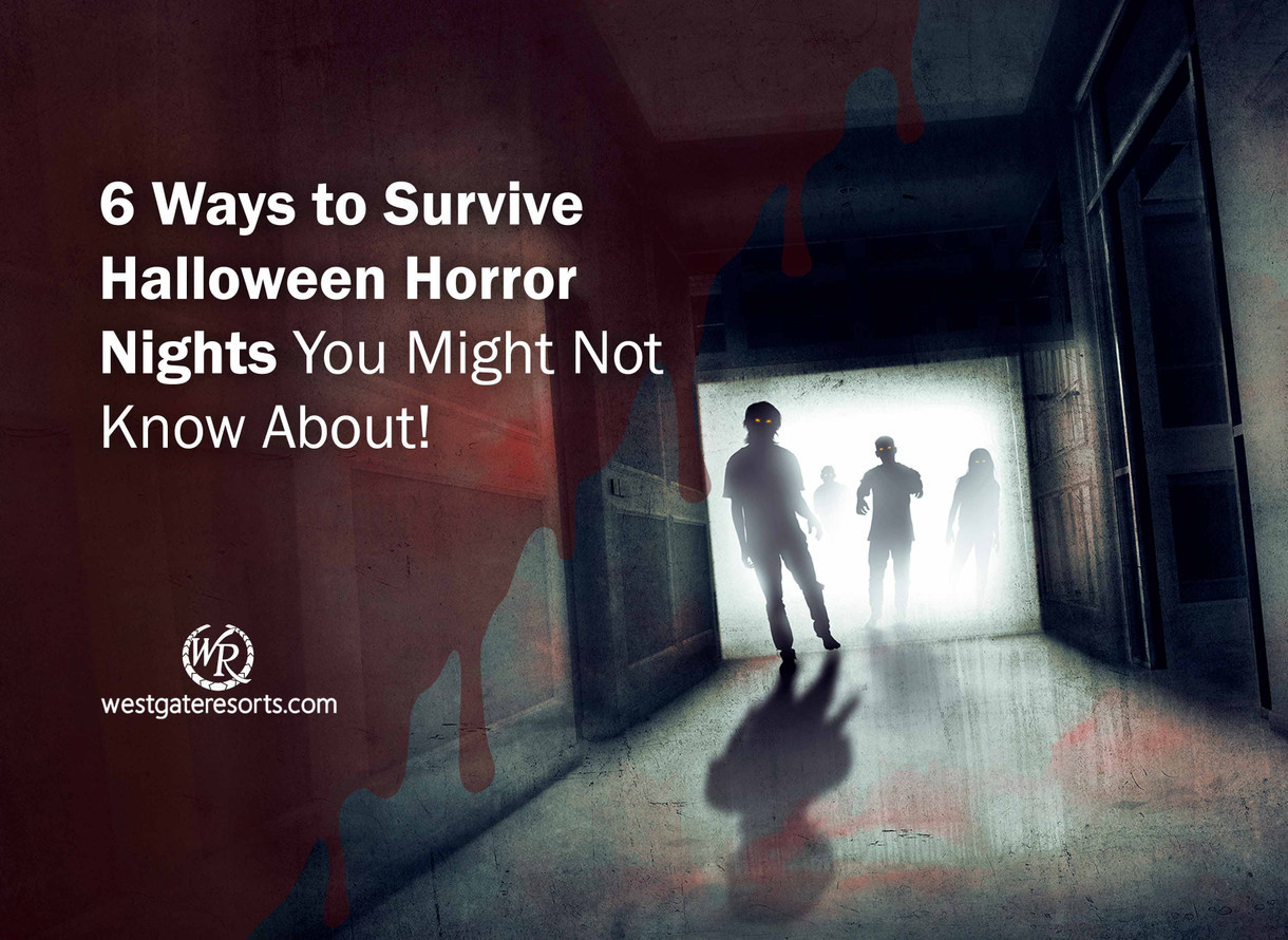 Tips To Survive Halloween Horror Nights 2020 6 Ways to Survive Halloween Horror Nights You Might Not Know About