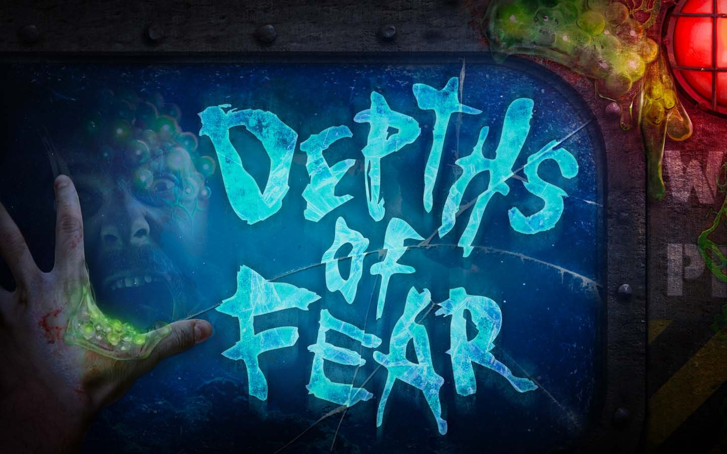 Haunted Houses at Halloween Horror Nights 2019 | HHN Houses | Depths of Fear