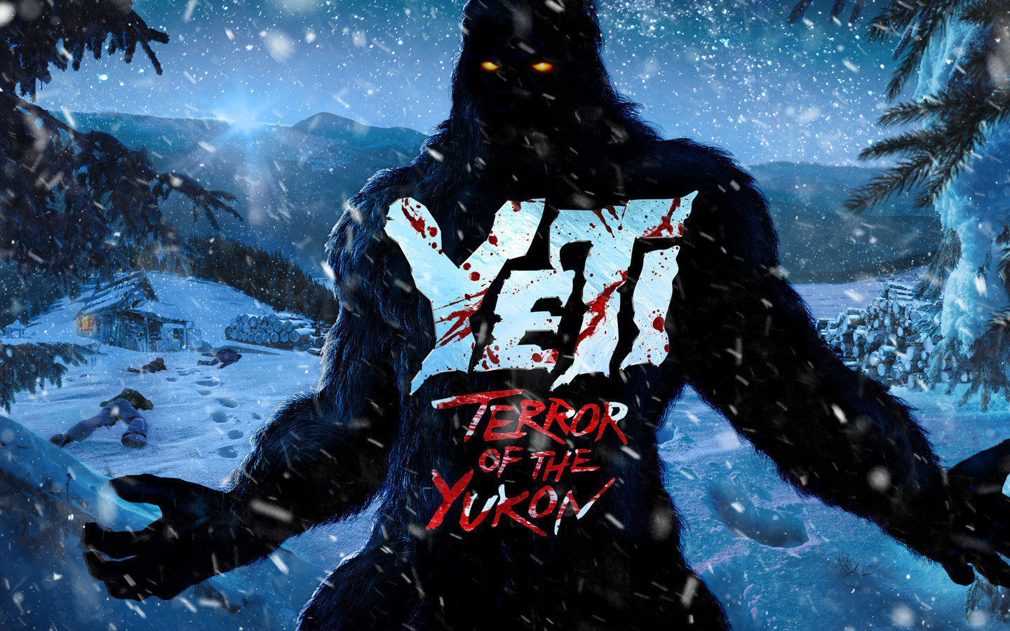 Haunted Houses at Halloween Horror Nights 2019 | HHN Houses | Yeti: Terror of the Yukon