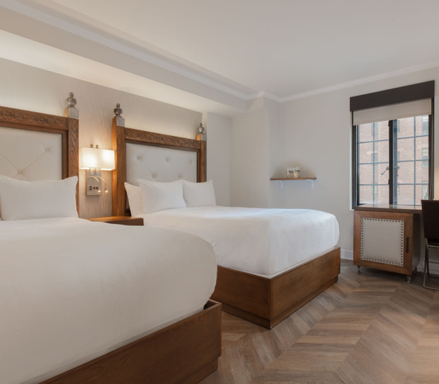 Luxe NYC Rooms