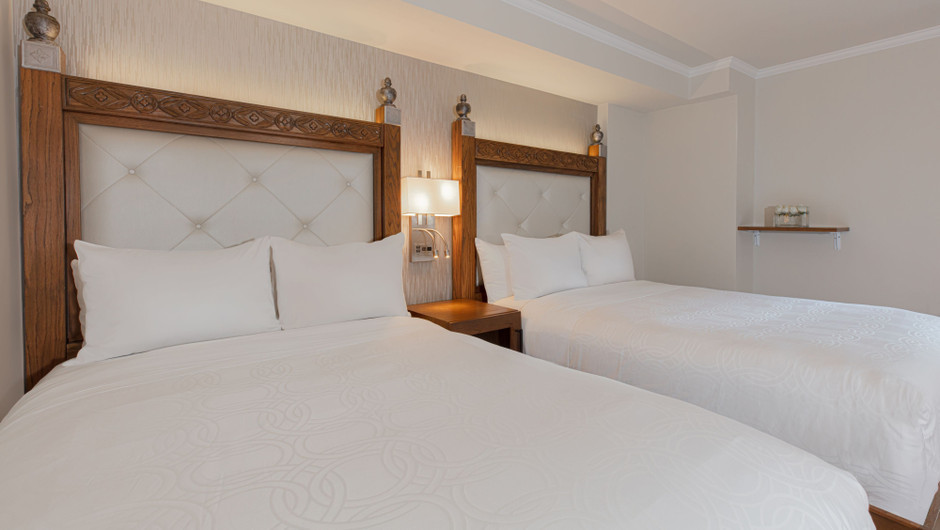 Luxury Hotel Rooms NYC | Luxe Double Hotel Room