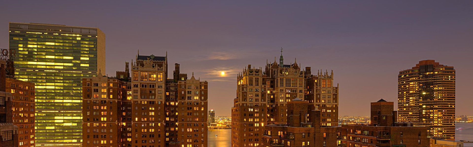 Luxury Hotel Rooms NYC | NYC Skyline