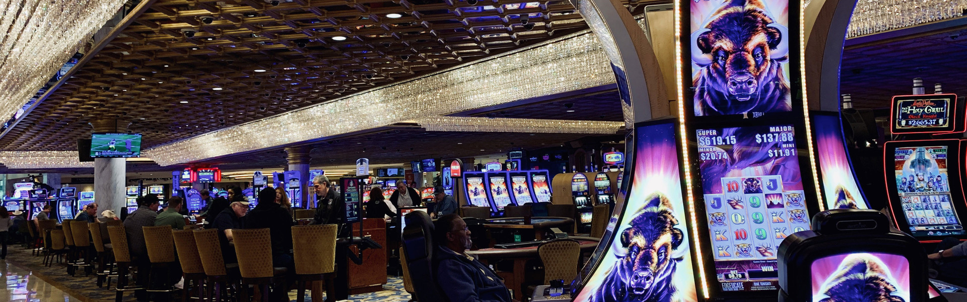 Sir Winston Westgate 25 000 Slot Tournament June 7 8