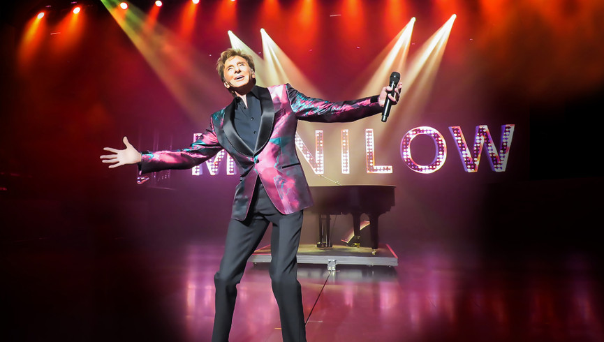 Manilow The Hits Come Home | Barry Manilow Greatest Hits Concert Tour | Westgate Resorts