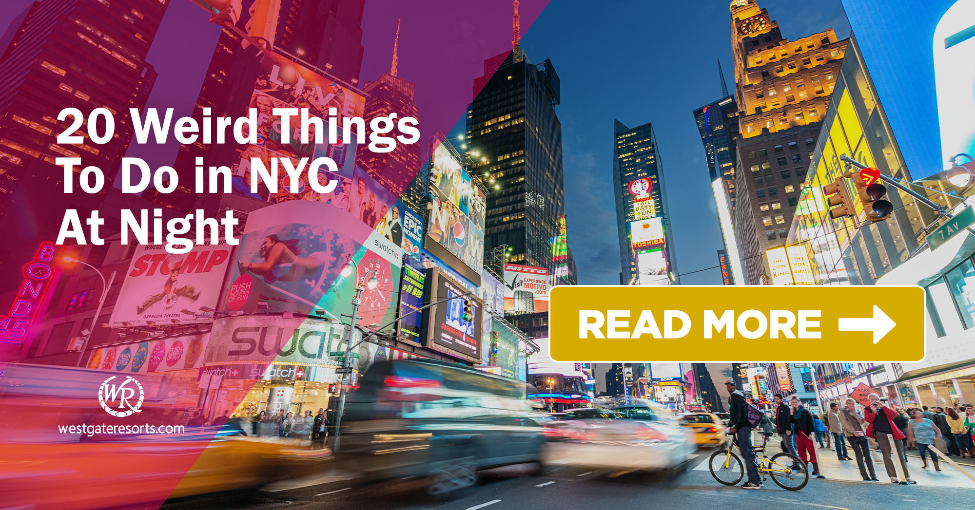 20 Weird Things To Do in NYC At Night! | Things To Do In NYC