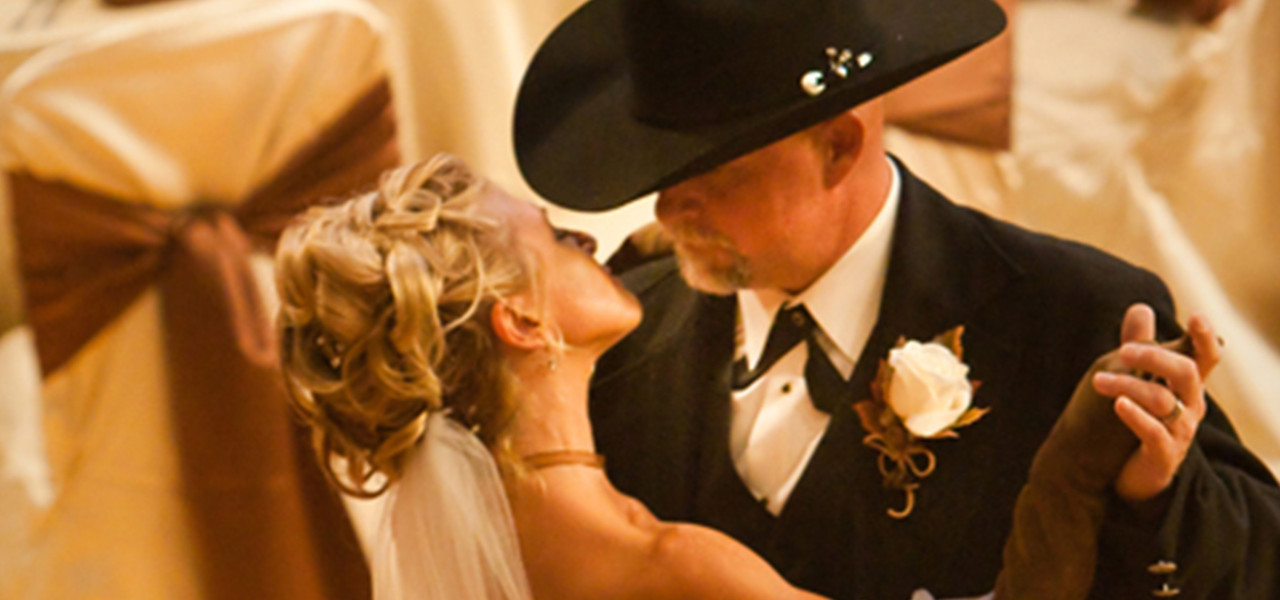 All Inclusive Wedding Packages In Florida At Our Dude Ranch | Bride Dancing