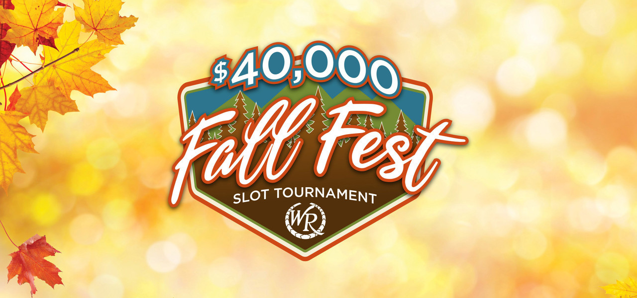 40K Fall Fun Fest Slot Tournament at Westgate Las Vegas Resort & Casino