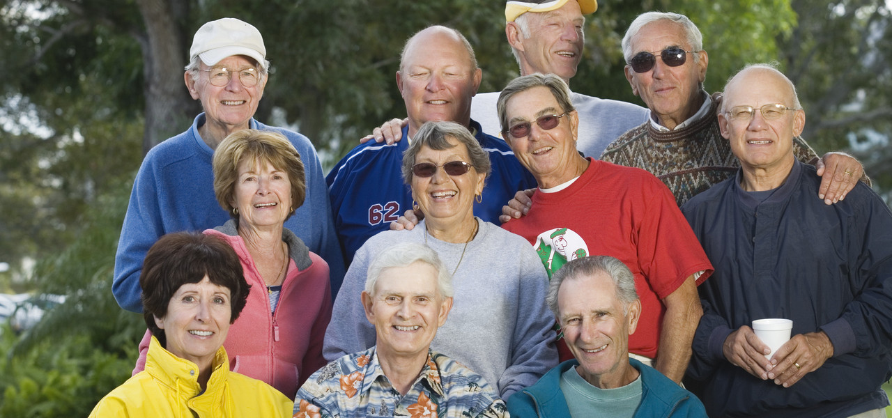Group of Seniors - Westgate New York