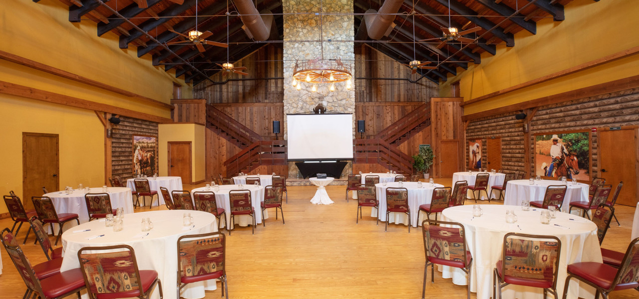 Convention Room - Westgate River Ranch