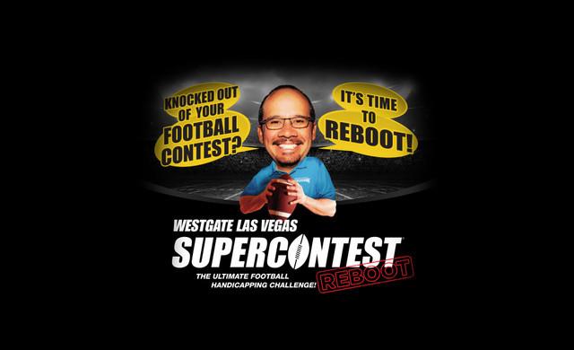 Super Contest Reboot   Las Vegas