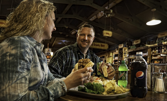 Smokehouse Grill | Westgate River Ranch Resort