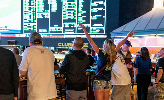 The World's Largest Las Vegas Sports Book | Westgate Las Vegas Resort & Casino