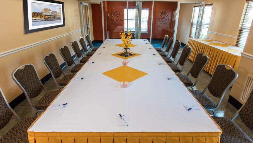 Meeting Space | Westgate Blue Tree Resort