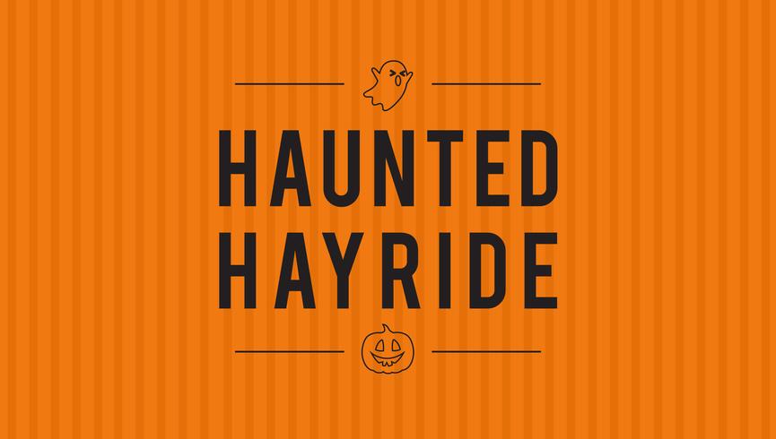 Haunted Hayride | Westgate River Ranch Resort & Rodeo