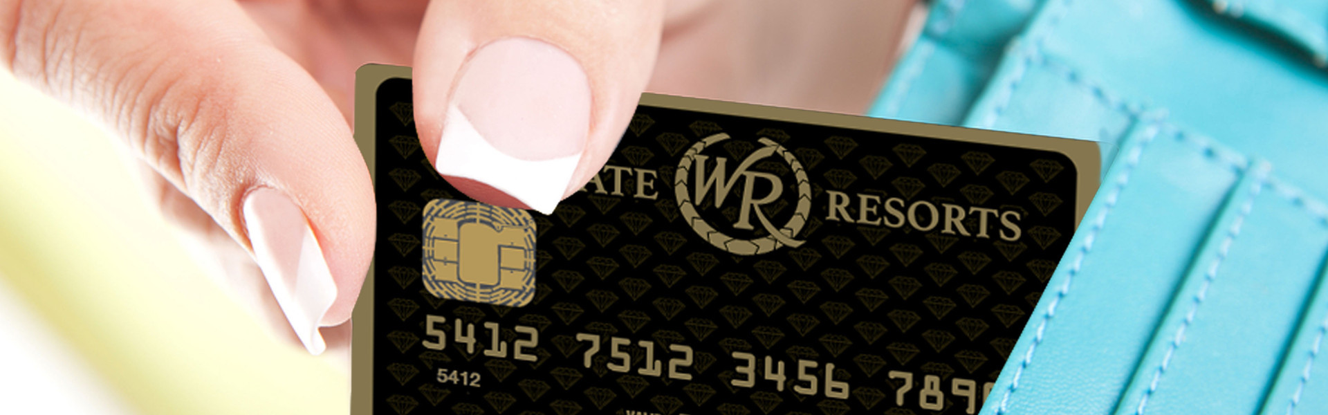 Which credit cards does Westgate Lakes Resort accept?
