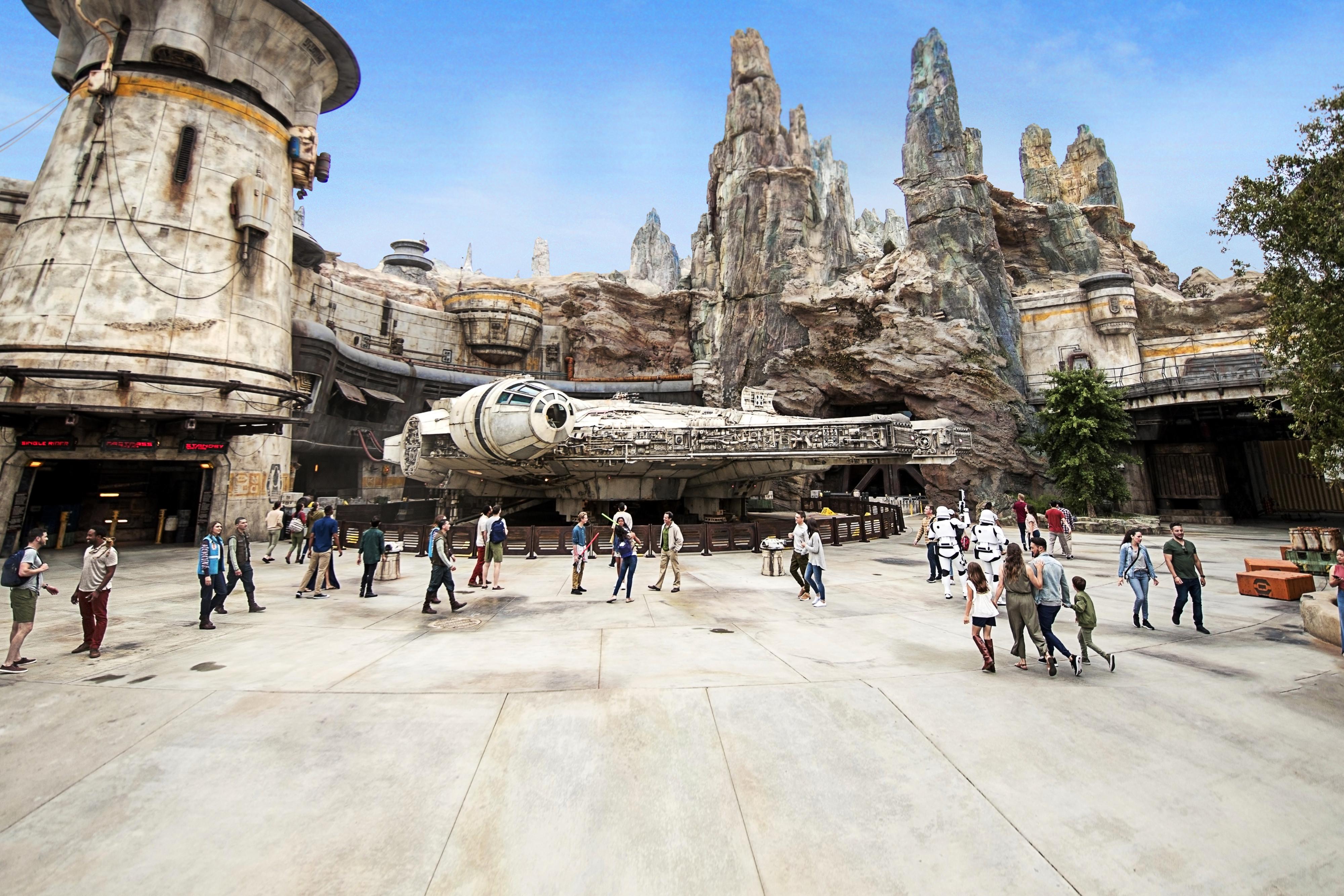 Theme Park Hotels