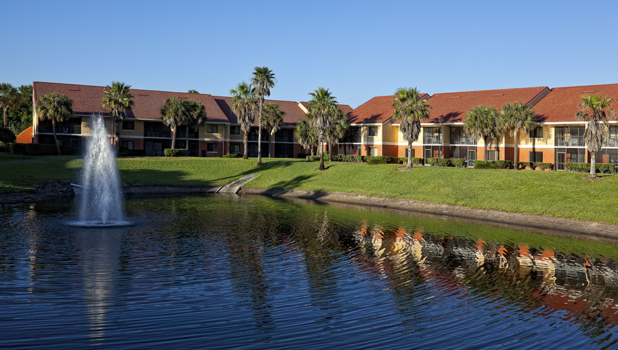 Exterior building of Westgate Vacation Villas Resort