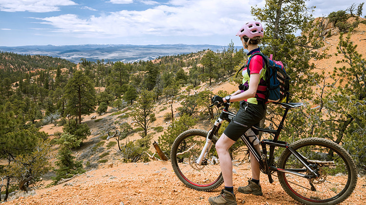 The Best Park City Mountain Biking Trails | Jenni's Trail