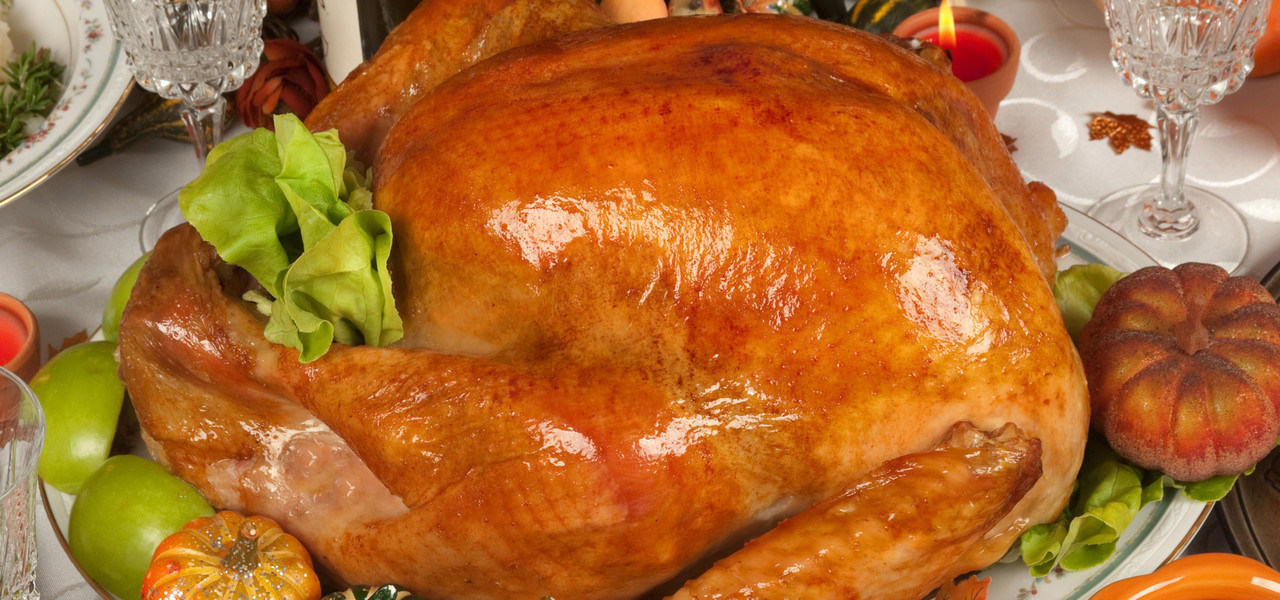 Westgate River Ranch Thanksgiving Buffet | Cooked Turkey