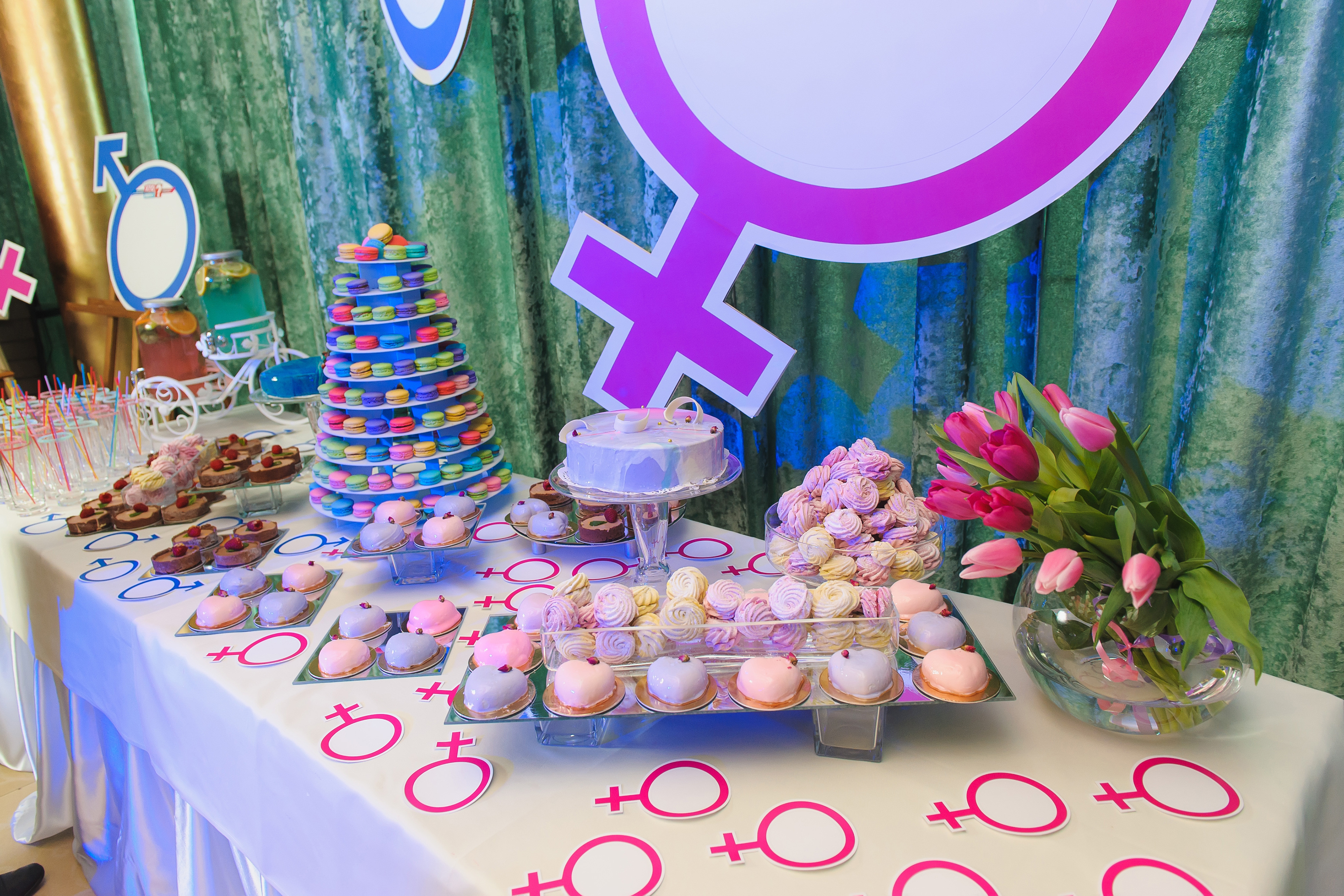 Your Gender Reveal Party Venue In NYC | Gender Reveal Party