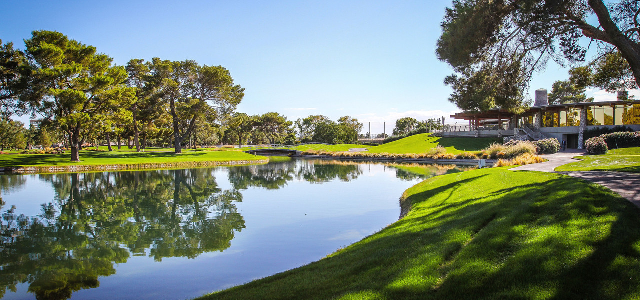 Golf And Hotel Packages In Las Vegas | Man Golfing