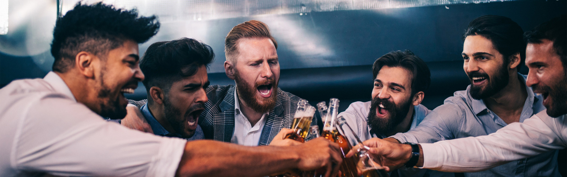 Your Bachelor Party Friendly Hotel In NYC | Bachelor Party Toast