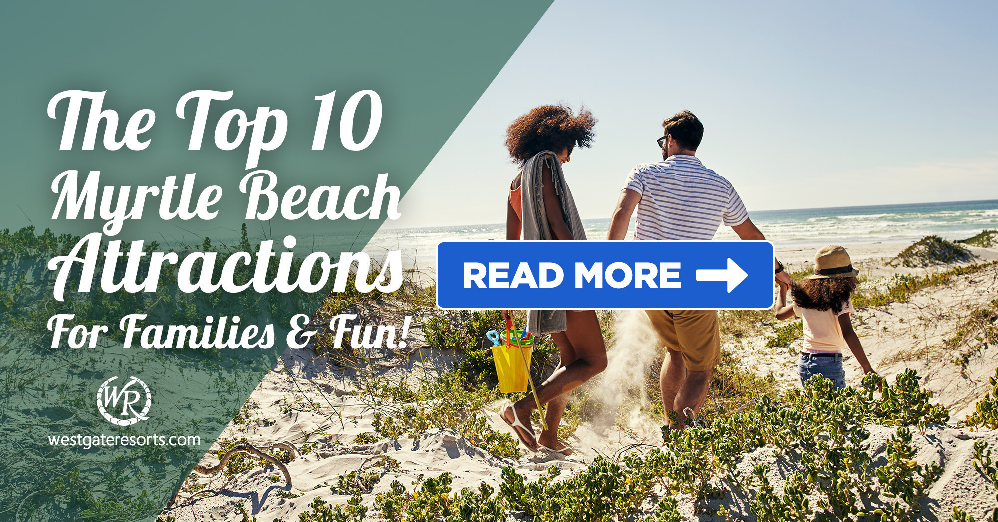 The Top 10 Myrtle Beach Attractions For Families And Fun!