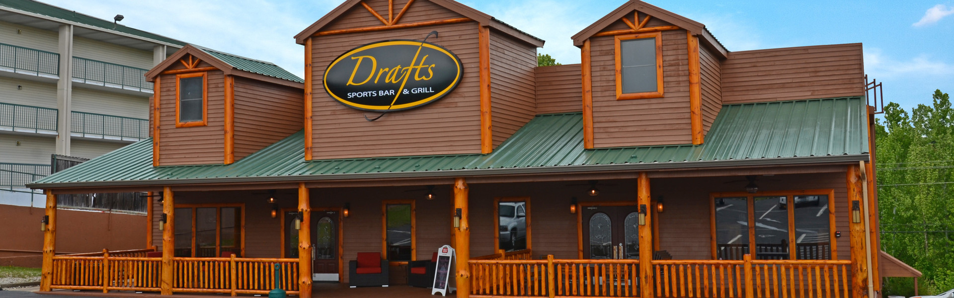 Black Friday Breakfast at Drafts Sports Grill | Westgate Branson Woods Resort